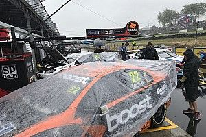 Pukekohe qualifying cancelled due to rain