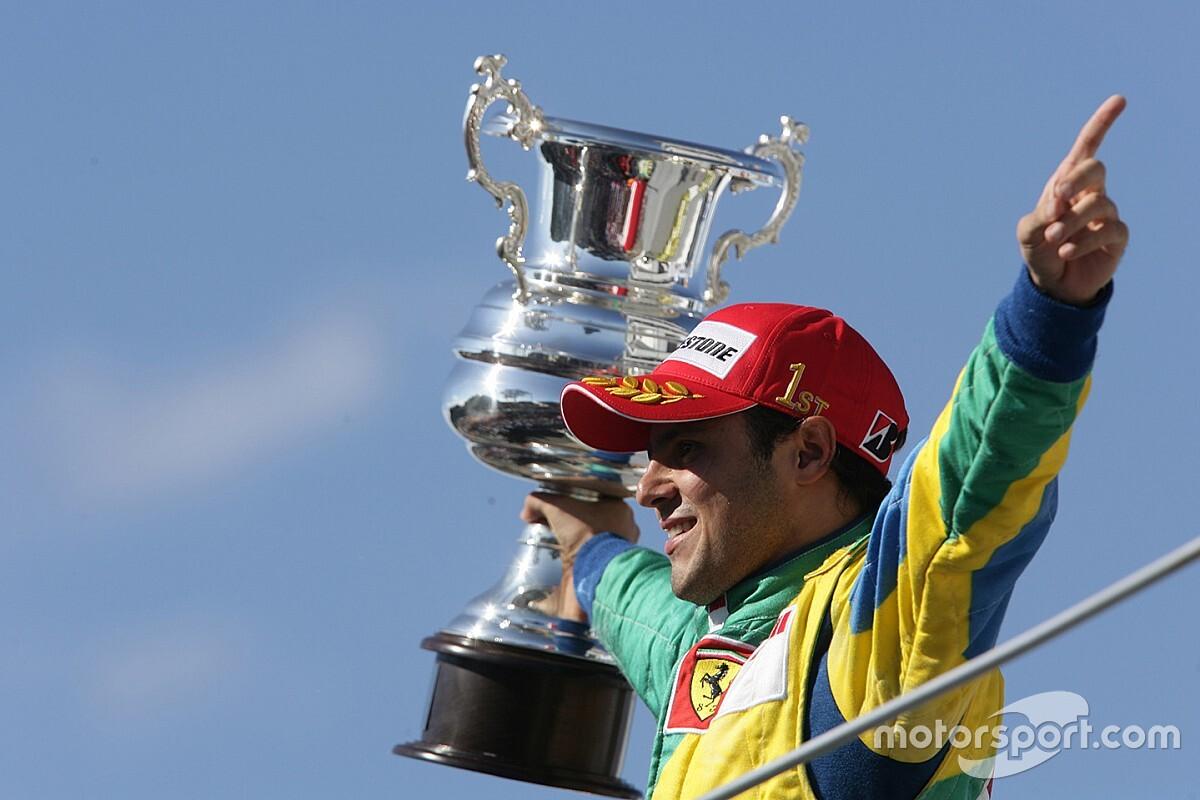 Com Massa na frente, relembre pilotos brasileiros que foram ao pódio no GP do Brasil em Interlagos