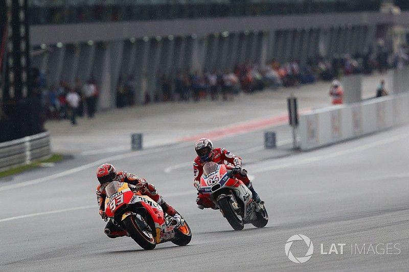 """Marquez: """"Geen teamorders bij Honda in Valencia"""""""