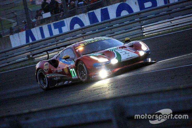 Pas de troisième Ferrari en GTE Pro au Mans