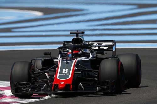 Les chronos de Grosjean inquiètent la concurrence