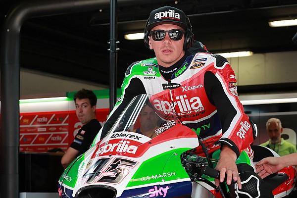 Redding concerned for post-MotoGP future