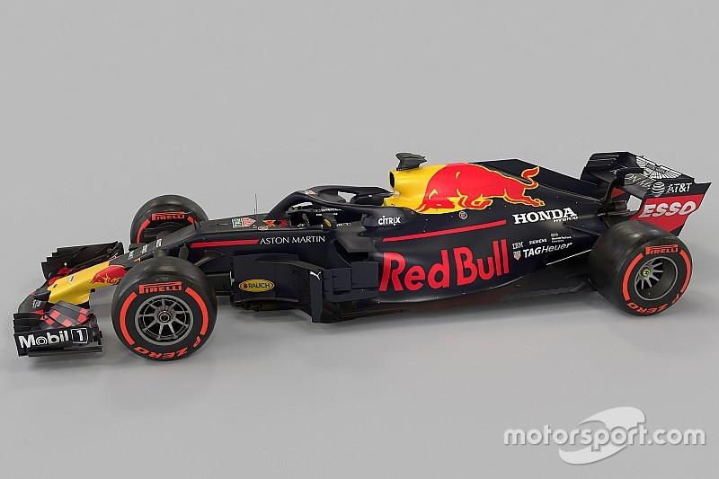 Verstappen: El primer Red Bull-Honda se siente