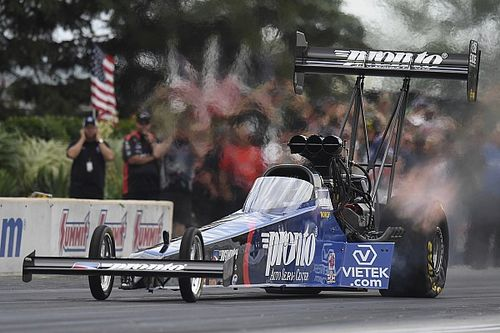 Alexander takes shock NHRA Top Fuel win