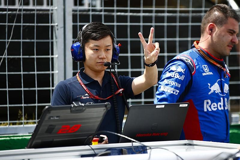 Honda: kezdésként jó lenne, ha nem zuhanna a Red Bull teljesítménye
