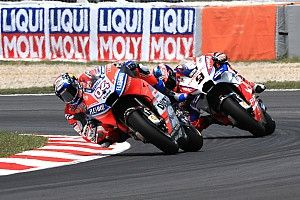 EL3 - Dovizioso devant, Márquez en Q1!