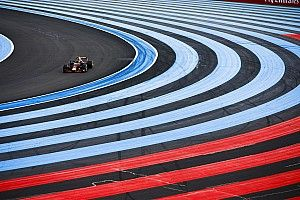 【動画】F1第8戦フランスGP コース紹介オンボード映像