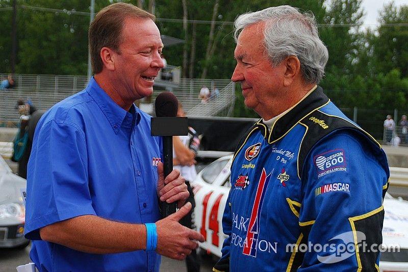 Tiene 90 años y vuelve a correr en NASCAR