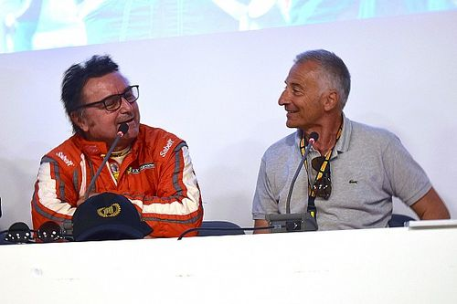 """Patrese: """"Sulla Brabham in cui è morto De Angelis dovevo esserci io!"""""""