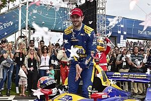 """Rossi has """"found his groove"""", says Andretti Autosport COO"""