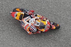 MotoGP Noticias Márquez no se preocupa por la caída en España