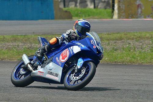 Pembalap 11 tahun menangi All New R15 Idemitsu Junior Pro