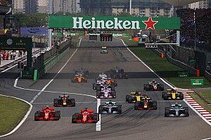 La Formula 1 vorrebbe disputare una seconda gara in Cina in futuro