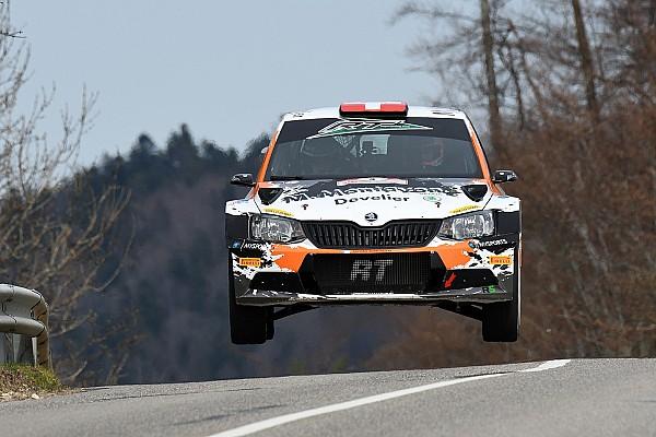 Rallye suisse Résumé de course Michaël Burri impérial au Critérium Jurassien
