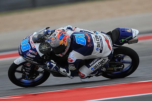 Moto3 速報ニュース オースティン決勝:終盤抜け出したマルティン、今季2勝目。鈴木9位入賞