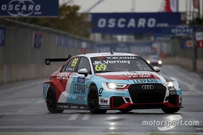 Marrakesh WTCR: Tarquini doubles up with Race 3 win
