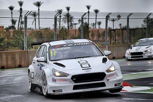 WTCR Marrakech: Top-drie voor Hyundai, kapotte motor voor Michelisz