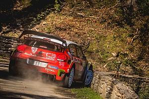 WRC Breaking news Loeb: No