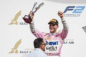 Fast wie Vettel: So kam Günther zu seinem Formel-2-Podium