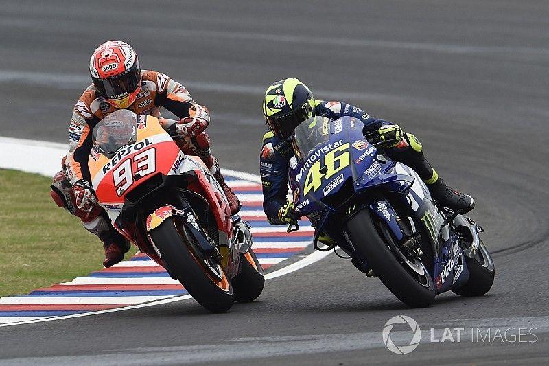 """Rossi: """"Es importante volver a la pista tras un carrera difícil"""""""