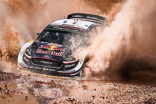 WRC Rallye Italien: Ogier führt Freitag an - Verfolger crashen