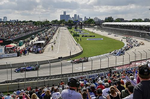 IndyCar's Chevrolet Detroit GP double-header – facts and figures