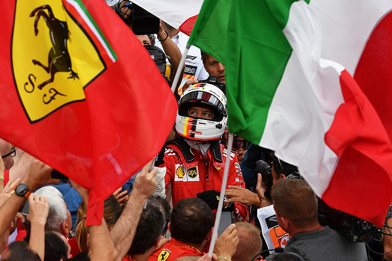 GP Kanada: Vettel cetak kemenangan ke-50 di Formula 1