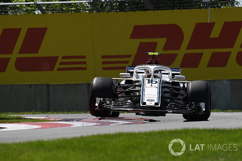 Surprised Leclerc thought McLaren would top midfield
