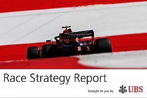 El análisis estratégico de James Allen: Gran Premio de Austria