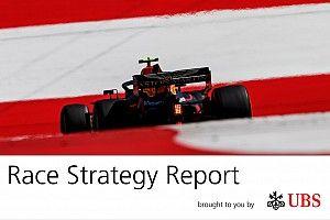 La estrategia del GP de Austria: cómo una interrupción pudo decidir la carrera