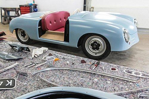 Porsche a créé une réplique de sa première 356