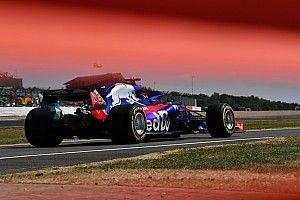 British GP: Top photos from Saturday