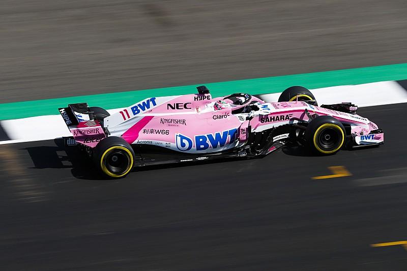 Force India, sıralamalarda son bölüme kalmayı hedefliyor