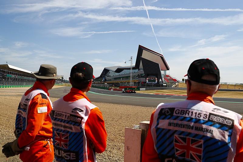 Räikkönen nagyon reméli, meleg marad az idő a Brit Nagydíjon