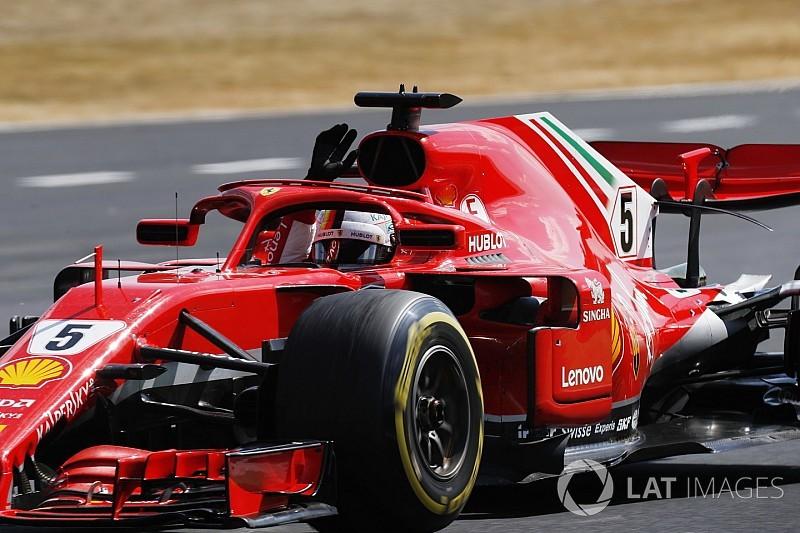 Vettel égale Prost avec une 51e victoire!