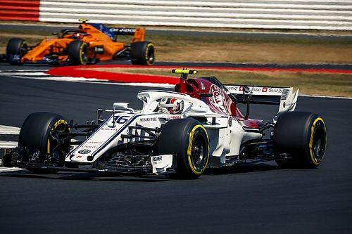 Leclerc tankt ondanks ongelukkige pitstop vertrouwen op Silverstone