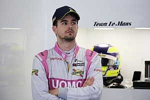 Dillmann replaces Fittipaldi for Suzuka finale