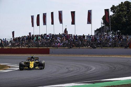 Sainz se surpreende com fraco rendimento da Renault