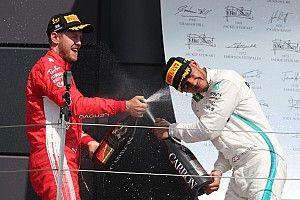 """Hamilton retira sus acusaciones a Ferrari: """"A veces decimos tonterías"""""""