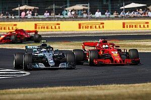 Carey: Formula 1 doğru yolda