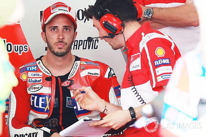 Dovizioso: Marquez lebih cepat di Valencia