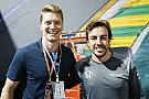 Formula 1 Newgarden: Amerika GP ziyareti F1 araçlarına olan tutkumu geri getirdi