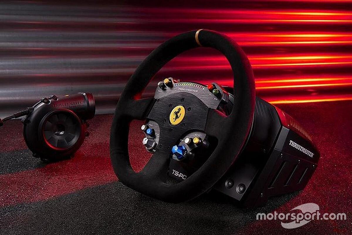 Saját Esport-bajnokságot indít a Ferrari!