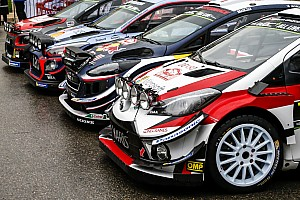 WRC 2019: Offizielle Saisonpräsentation bei Autosport International Show
