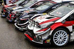 México, Argentina y Chile en el WRC 2019