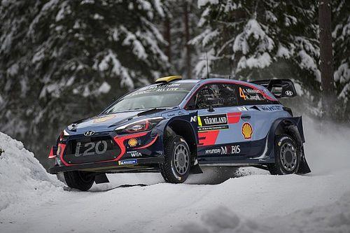Svezia, PS4: Hyundai incontenibile con Mikkelsen e Neuville