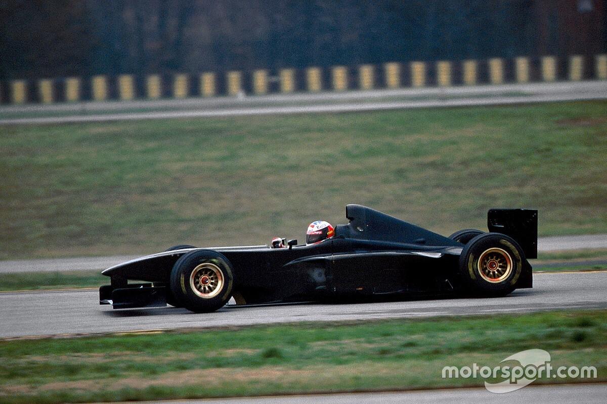 El primer test de Schumacher en Ferrari que llevó a cambiar el diseño de Fiorano