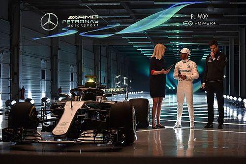"""A Mercedes a """"díva"""" után a W09-cel kijelölte a követendő irányt"""