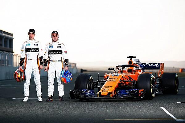 Formule 1 Nieuws Vandoorne over McLaren MCL33: