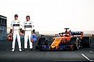 Formule 1 Vandoorne over McLaren MCL33: